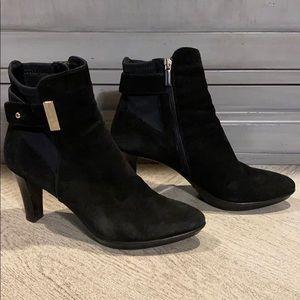 Aquatalia heeled booties